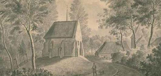 kapeltuin-anno-1829
